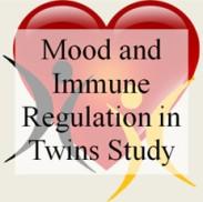 Mood and Immune Regulation in Twins