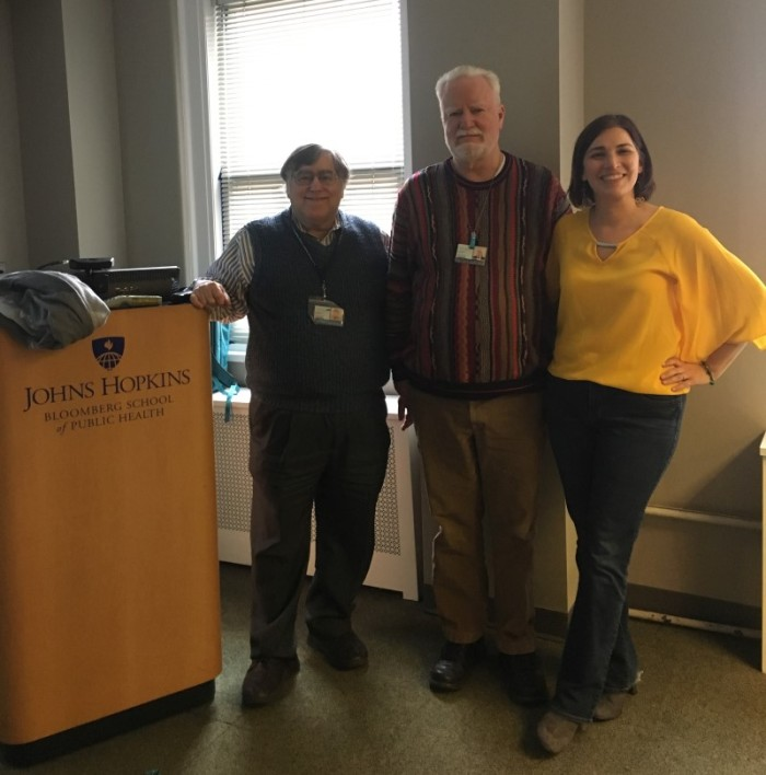 Briana Mezuk, Joe Gallo, and Bill Eaton